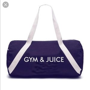 Private Party gym bag